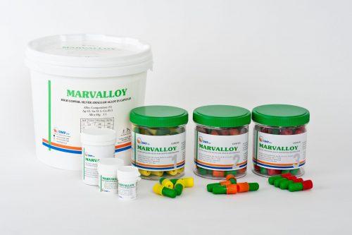 DMP Marvalloy Caps NO.2