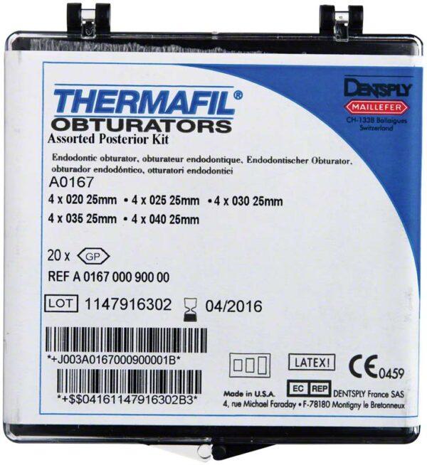 Thermafil Posterior Kit